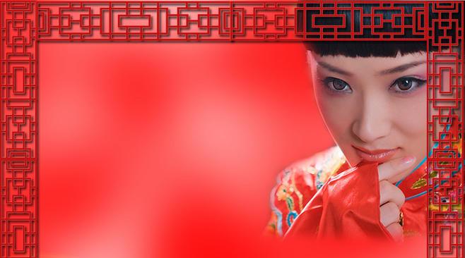 【荷塘】母亲的红嫁衣(诗歌)